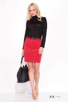 Helanca dama Awena Black Leather Skirt, Mini Skirts, Fashion, Lady, Moda, Leather Skirts, Fashion Styles, Mini Skirt, Fashion Illustrations