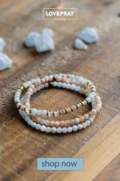emotional support bracelet Attunement Gemstone Bracelet chakra spiritual connection self-improvement intuition psychic development