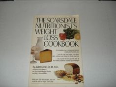 (Paleo Cookies) The Scarsdale Nutritionist's Weight Loss Cookbook #Paleo #Dinners