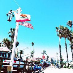California dreaming.  Photo by @majacramne  Be happy travel often. #CareToBeRare