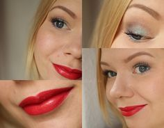 Nautical Summer Make-up ♥ In Love With Life ♥