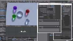 Caustics in LightWave 2015   In this video Chris Wells shows how to do caustics in LightWave 2015 using IBL. Wells also shows how to optimize caustics for fast, impressive renders.