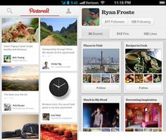 Pinterest Announces New Android, iOS Apps To Broaden Audience