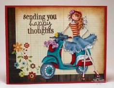 Sending you happy thoughts