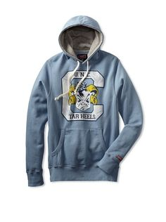 40% OFF Tailgate Clothing Company Men\'s UNC Hoodie (Sky Blue)
