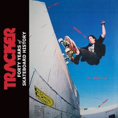 @grigley #trackertrucks ad 1987. Retro Ads and more featured in The #trackerbook. Order the gnarly 388-page coffee table book TRACKER - Forty Years of Skateboard History at top profile link @trackertrucks.