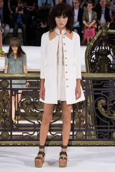 John Galliano Spring 2015 Ready-to-Wear - Collection - Gallery - Style.com