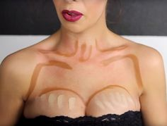 No, You Don't Need to Contour Your Boobs - The ubiquitous art of face contouring has finally made its way into your blouse. Yahoo Beauty http://tvseriesfullepisodes.com/index.php/2016/04/26/no-you-dont-need-to-contour-your-boobs/