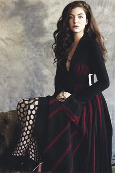 lorde-daily: Lorde for Vogue Australia (July... - Hello, Tailor