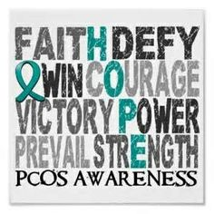Think You Have PCOS? PCOS Awareness. Hope.