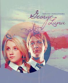 George and Luna