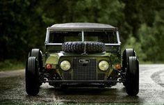"""2,588 Likes, 45 Comments - High Performance Land Rovers (@the_land_rover_rated) on Instagram: """"To Rat-rod or not to  Rat-rod?"""""""