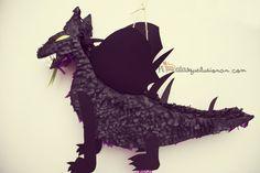 Piñata Dragón Maléfica