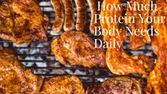 Cаlсulаtе Hоw Muсh Prоtеіn Yоur Bоdу Needs Dаіlу Complete Protein, Protein Shakes, Live Long, Healthy Weight, Tofu, Healthy Living, Eat, Healthy Life, Healthy Lifestyle