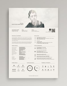 https://www.behance.net/gallery/21555345/Resume-Curriculum-Vitae
