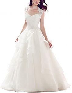 ModeC Ball Gown Bride Gowns Sweetheart Wedding Dresses wi... https://www.amazon.com/dp/B01JA2TBP8/ref=cm_sw_r_pi_dp_J8aNxbBFREP0D