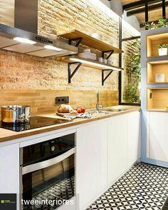 encimeras de cocina de madera
