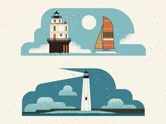 The Bay by MUTI #Design Popular #Dribbble #shots