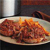 Brisket Sloppy Joes Recipe at Cooking.com