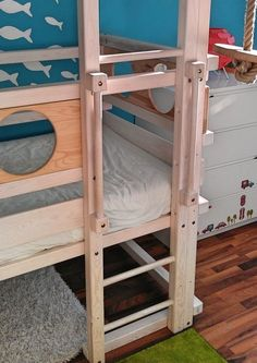 Bunk Beds, Design, Furniture, Home Decor, Asylum, Decoration Home, Loft Beds, Room Decor