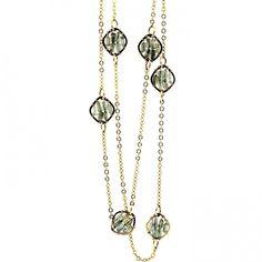 Gold Filled Dominique Lasso - Judith Bright Designer Jewelry - Buy Now