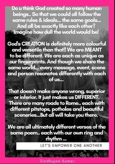 Instagram @sindhujaa   #mindbody #spirituality #love #equality #god #faith #wellness #leadership #bossbabe #motivation #quotes #mindfulness #healing #emotionalhealth #mentalhealth #positivity #energy #happiness #peace #personality