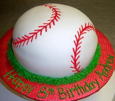 BASEBALL CAKES - Google Search