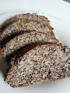 Paleo, Keto, Banana Bread, Clean Eating, Food And Drink, Sweets, Cooking, Healthy, Cukor