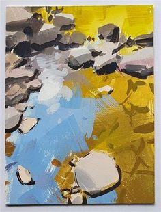 Carol Marine Gallery of Original Fine Art Fine Art Auctions, Fine Art Gallery, Art Oil, Gouache, The Rock, Art For Sale, Underwater, Landscape, Sweet