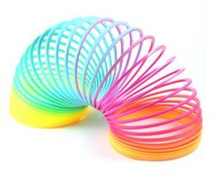 Remember when a slinky kept kids entertained for hrs?