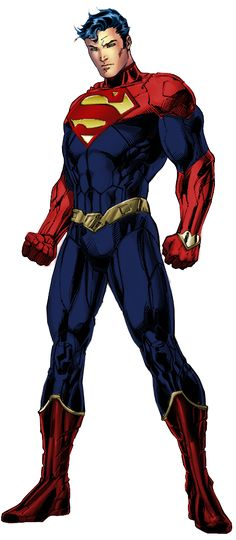 Just a quick re-design of the Superman X from the cartoon based on the New 52 Superman