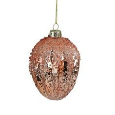 Gold Christmas Tree, Christmas Ornament Sets, Country Christmas, Christmas Bulbs, Christmas Decorations, Pinecone Ornaments, Flower Ornaments, Handmade Ornaments, Ball Ornaments