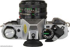 Top, Canon AE-1 Program