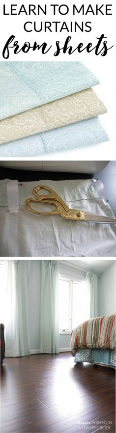 1000 Ideas About Homemade Curtains On Pinterest Homemade Curtain Tiebacks Homemade Curtain