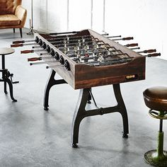 Foosball Table | Objects | Living Room