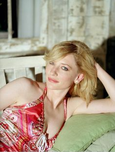 Cate Blanchett #Australia #celebrities #CateBlanchett Australian celebrity Cate Blanchett loves http://www.kangafashion.com