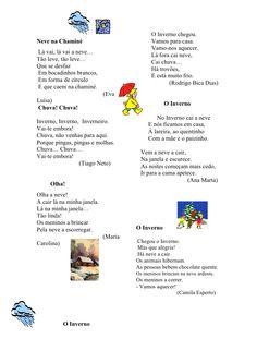 Poesias de Inverno by mariadurao via slideshare