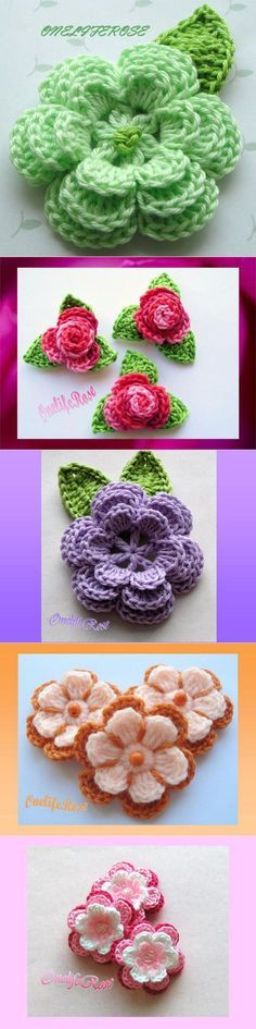 liveinternet.ru Crochet Chart, Crochet Motif, Irish Crochet, Crochet Doilies, Crochet Stitches, Crochet Flower Tutorial, Crochet Flower Patterns, Crochet Flowers, Knitting Patterns