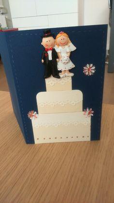 Postal per a casament  Wedding postcard