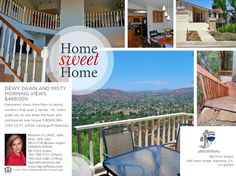 Open House in Ramona CA 23630 Calistoga Pl.  Sun.Aug 17 (11-1pm)