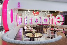 Apostrophe (heathrow, middlesex) restaurant or bar in a transport place by fusion design and architecture