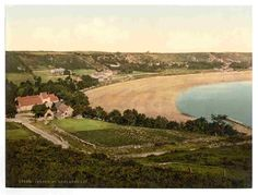 new to site Jersey, Saint Brelades Bay, Channel Island, England