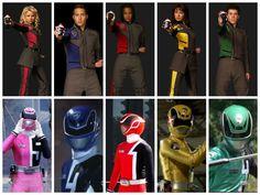 B-Squad Rangers