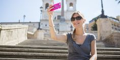 How to Take Amazing Vacation Photos With Your Phone #traveltip #iPhone #app