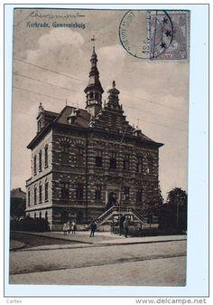 Postkaarten > Europa > Nederland > Limburg > Kerkrade - Delcampe.net Net, Big Ben, Nostalgia, Building, Travel, Europe, Photos, Viajes, Buildings