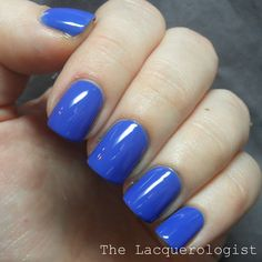 The Lacquerologist: Barielle Summer Brights Collection for Summer 2013: Swatches and Review!
