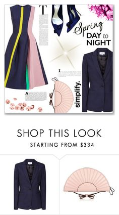 """From office to party"" by dorinela-hamamci ❤ liked on Polyvore featuring Roksanda, Reiss, RED Valentino, Christian Dior, polyvoreeditorial, polyvorecontest and daytoevening"