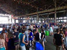 https://flic.kr/p/wH2kKg   San Francisco Street Food Festival Pier 70   http://placesiveeaten.blogspot.com/2015/08/san-francisco-street-food-festival_21.html