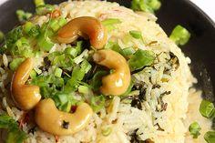 Vegan Fenugreek Leaves Pulao – Methi Pulao