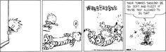 Calvin & Hobes  1/14/15